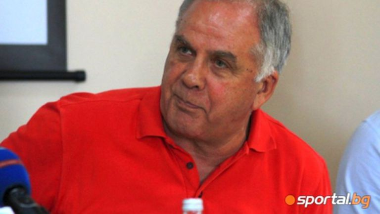 Данчо Лазаров: Разбрахме, че българските треньори трябва да трупат опит (ВИДЕО)