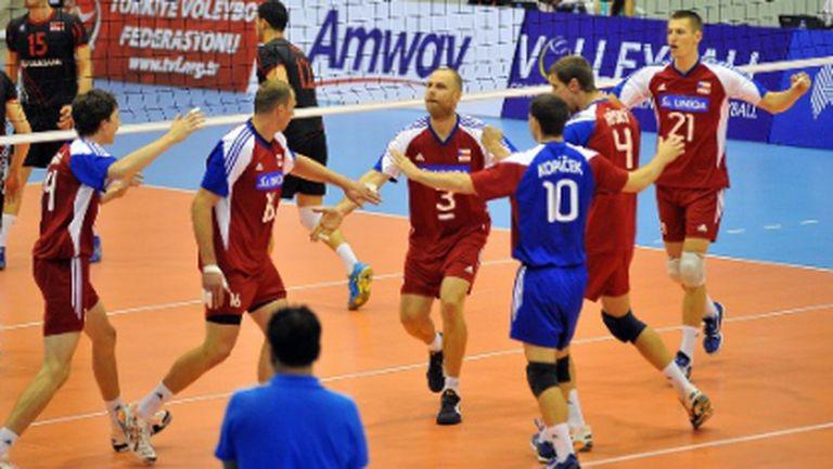 Чехия с победа и две загуби срещу Сърбия в приятелски срещи