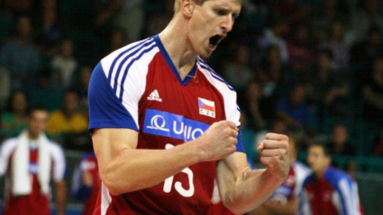 Ян Щокър e притеснен от силната група на Евроволей 2013
