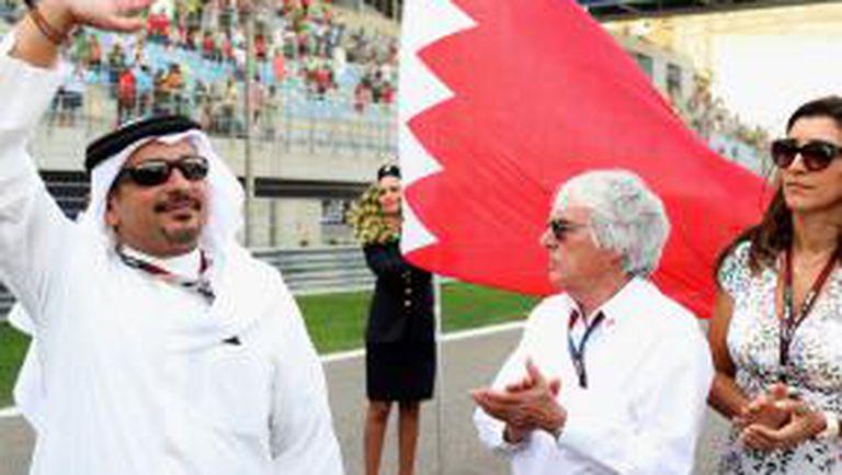 ГП на Бахрейн ще се преобрази в нощно състезание