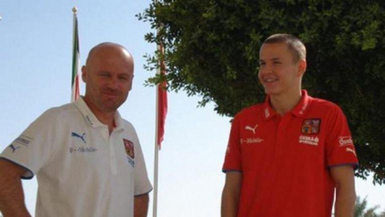 Чехите с нов треньор в София