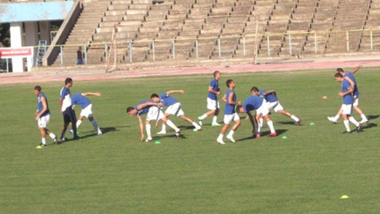 Спартак (Плевен) трепери за 3:2 срещу опашкар