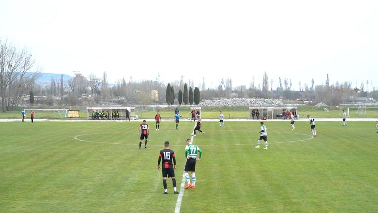 (U17) Черно море - Локомотив (Пловдив) 2:0