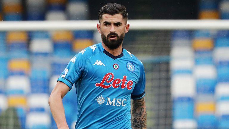 Милан си хареса бъдещ свободен агент от Наполи
