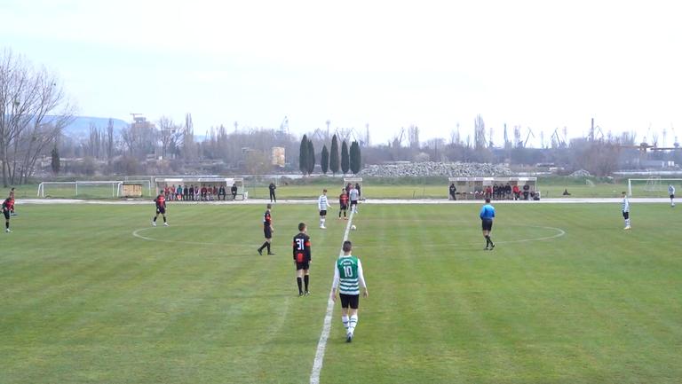 (U15) Черно море - Локомотив (Пловдив) 1:0
