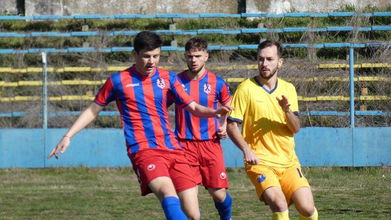 Марица (Пд) взе само точка срещу Сокол (Марково)