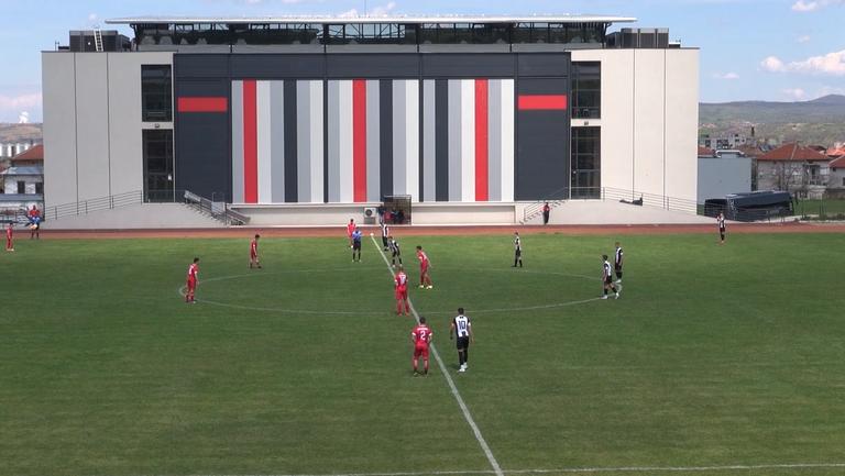 (U15) ОФК Хасково - Локомотив (Пловдив) 0:1