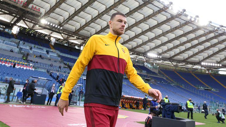 Джеко приветства идването на Моуриньо в Рома