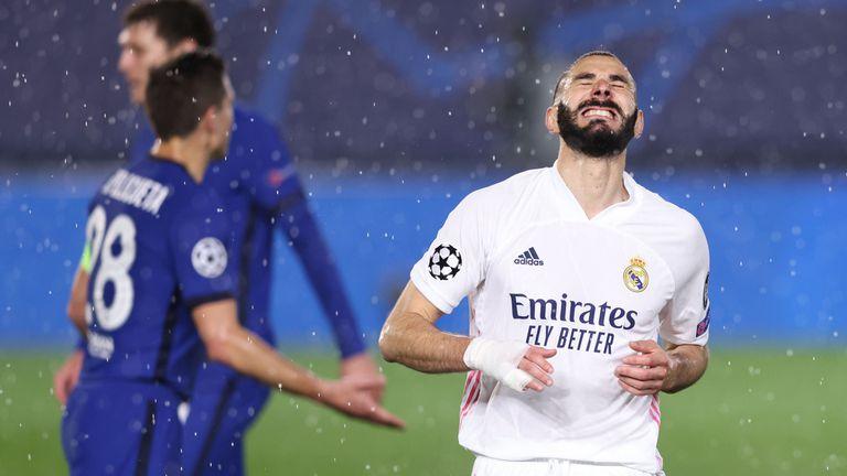 Реал и Челси запазиха интригата след вихрено първо и постно второ полувреме (видео+галерия)