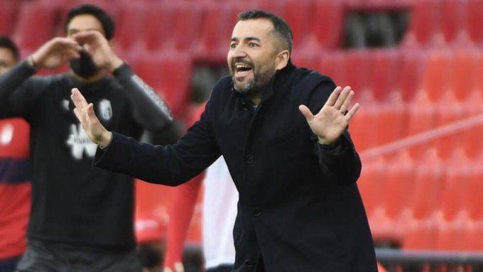 Треньорът на Гранада напусна