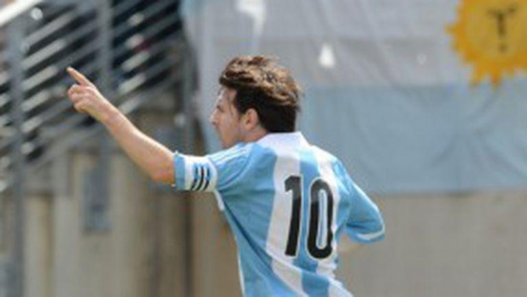Меси завърши сезона с космически 82 гола