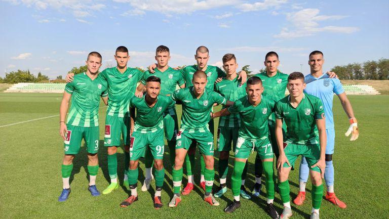 Берое U19 с убедителен успех срещу Витоша