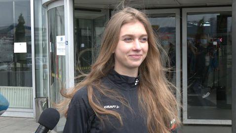 Александра Фейгин: Започнах да осъзнавам какво съм постигнала и съм много горда