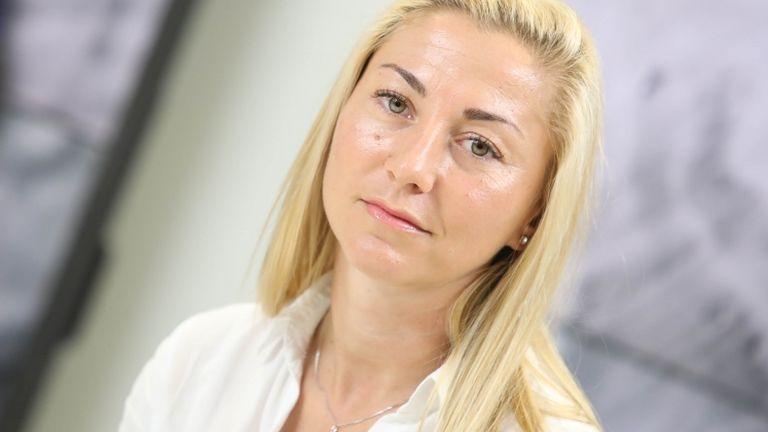 Радойска: Доволна съм от резултата, мъжката част трябва да обърне внимание на женския футбол