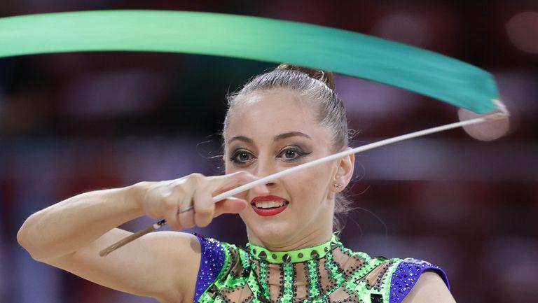 Близначките Дина и Арина Аверина, Линой Ашрам и Боряна Калейн ще бъдат звездите на Евро 2021 по художествена гимнастика