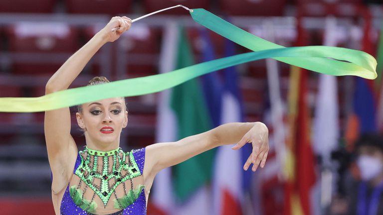 """90 гимнастички ще участват в държавното по художествена гимнастика, категория """"Елит"""""""