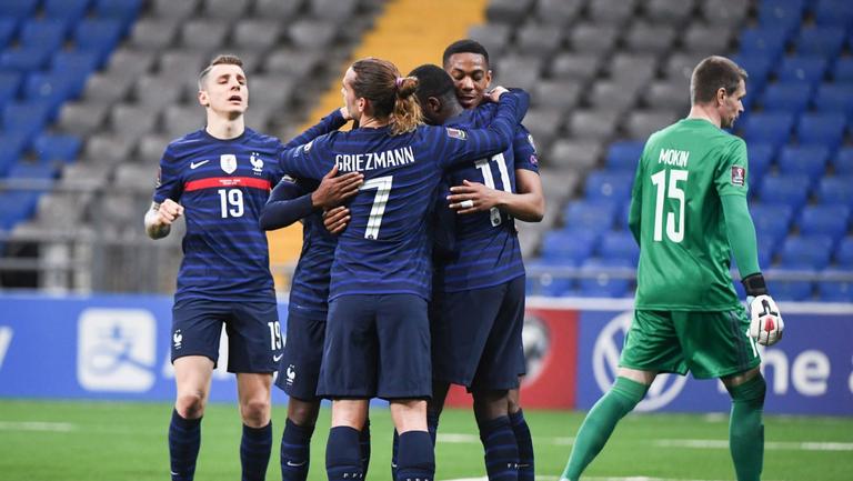 С минимални усилия Франция взе поправката (видео)