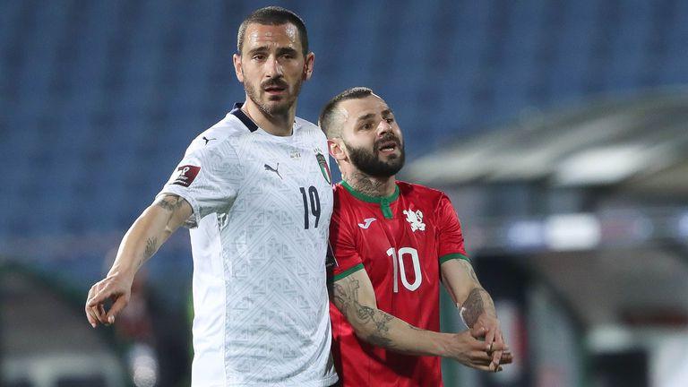 България се раздаде, но този път Италия си тръгна щастлива от София