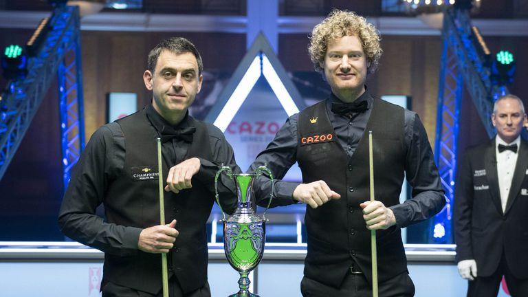 Нийл Робъртсън разгроми Рони О'Съливан във финала на Шампионата на тура по снукър