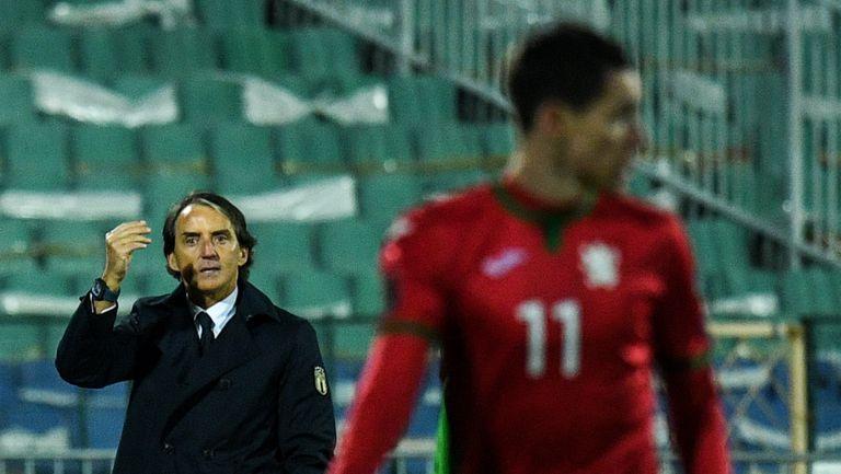 Манчини: До първия гол ни беше трудно
