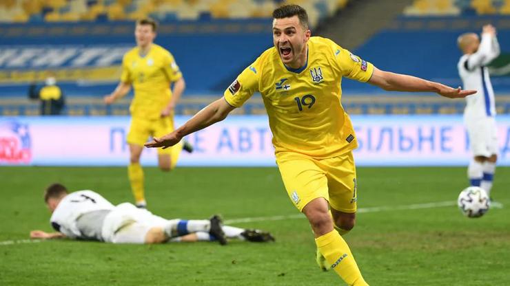 Жуниор Мораеш се разписа, но дузпа провали Украйна срещу Финландия