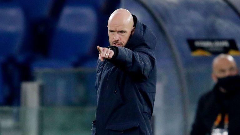 Тен Хаг е първи избор на Даниел Леви за нов мениджър на Тотнъм