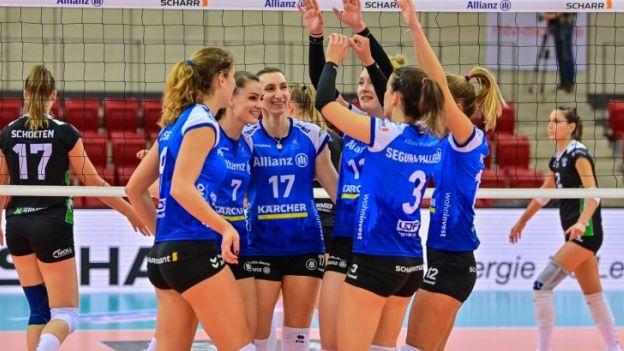 Мира Тодорова и Щутгарт изпуснаха титлата на Германия (видео + снимки)