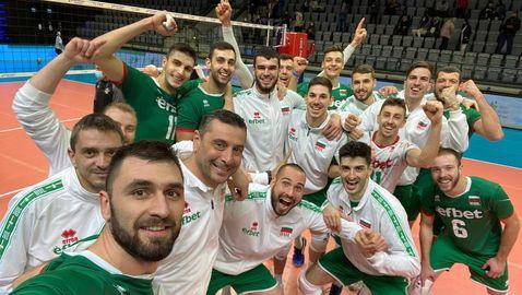 България ще участва на силен турнир в Словения преди Лигата на нациите 🏐