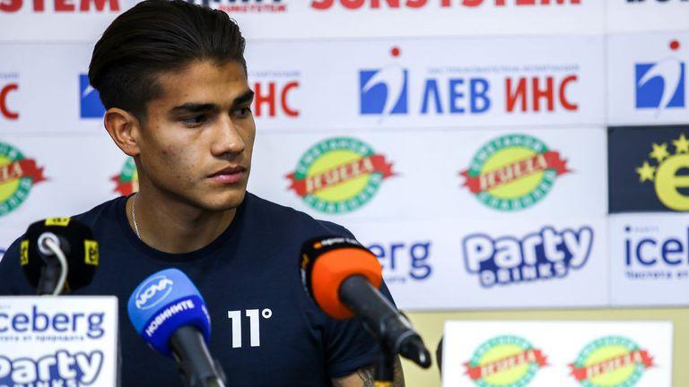 Варела: Знаех, че ЦСКА е най-добрият отбор в България, идеята е да спечелим всичко