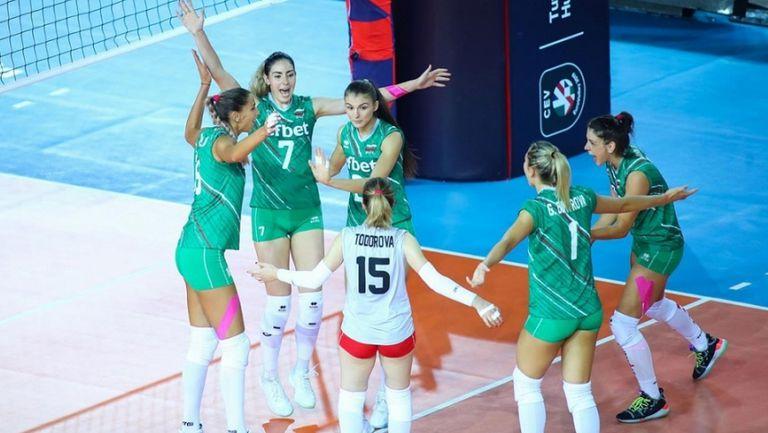 Националният отбор на България за жени ще изиграе две контроли срещу Полша 🏐