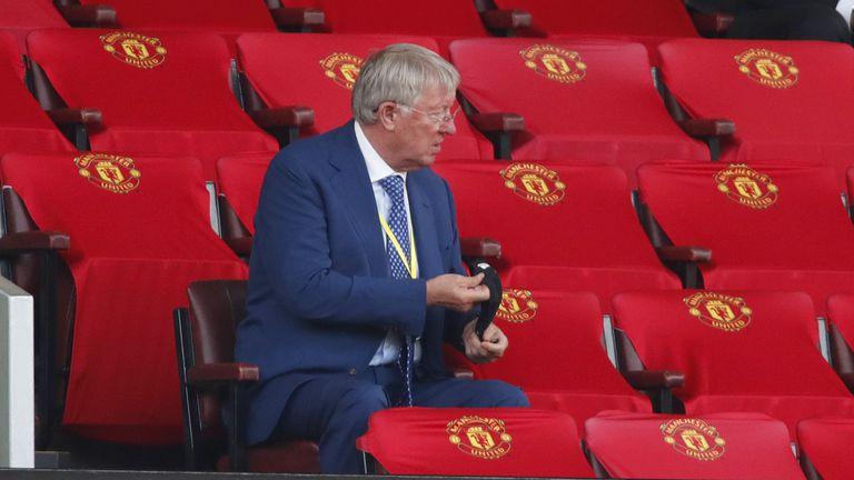 Сър Алекс говори преди сблъсъка на Манчестър Юнайтед с Рома