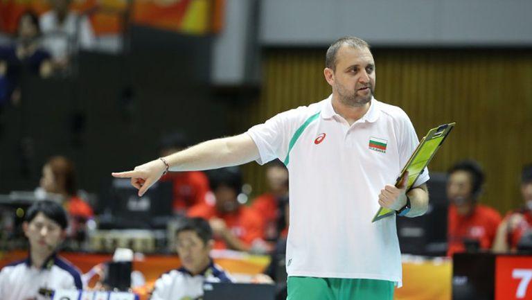 Иван Петков: Искам да спечеля медал с националния отбор на България 🏐
