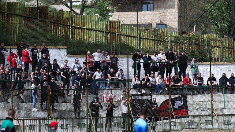 Появи се ново видео с провокацията, която отприщи грозните сцени в Петрич