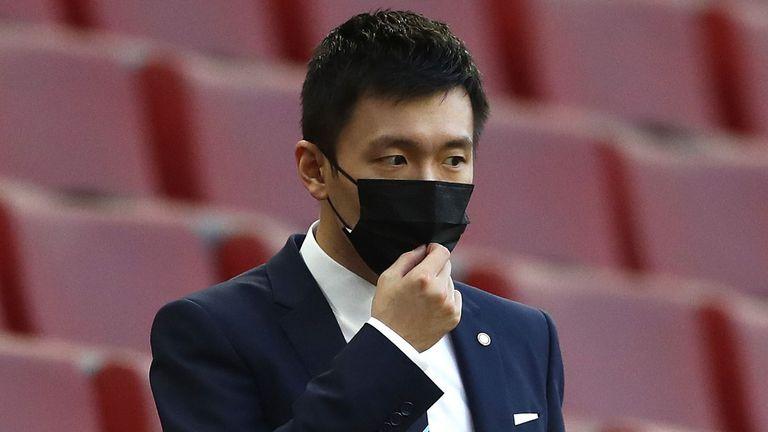 Президентът на Интер няма да изисква от Конте титла през следващия сезон