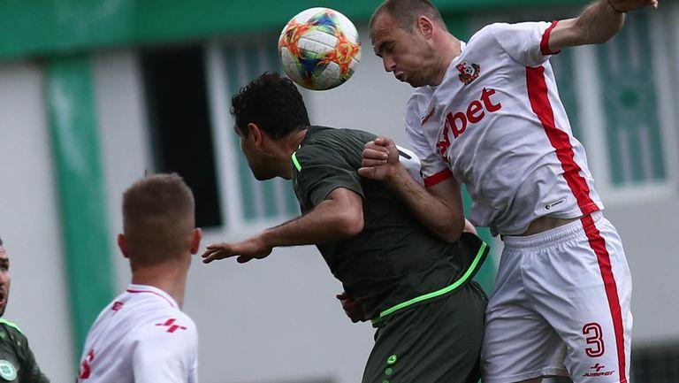 Беласица удари Вихрен с 2:0 в Сандански