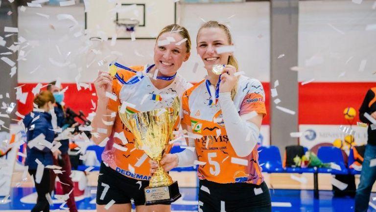 Мария Йорданова: Получих доверието на големи треньори, научих много този сезон