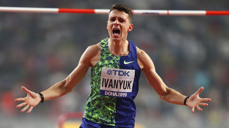 Иванюк с нова победа в скока на височина