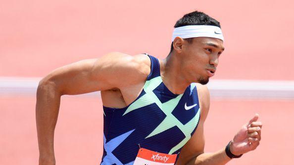 Майкъл Норман оглави световната ранглиста за сезона в бягането на 400 метра