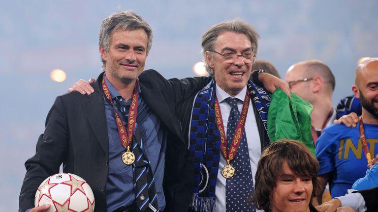Касано: През 2010 година Интер спечели ШЛ без да играе футбол