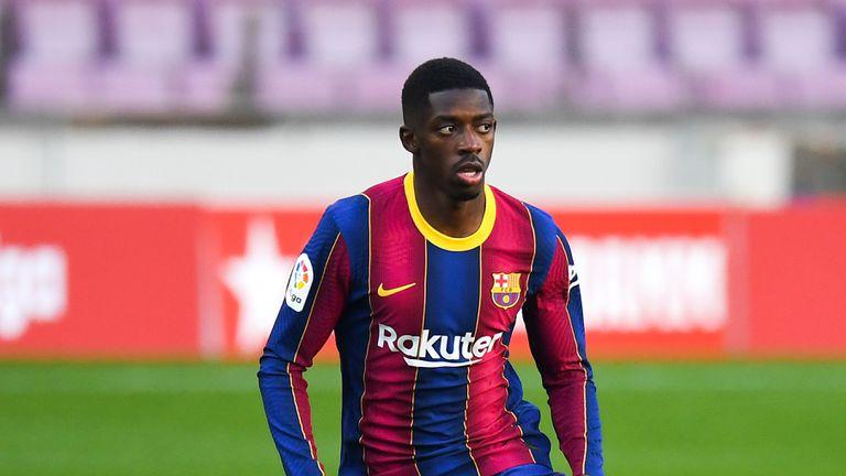Барселона оцени Дембеле на 50 милиона евро