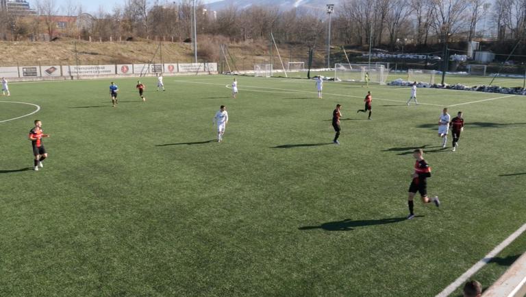 (U19) Славия - Локомотив (Пловдив) 4:0