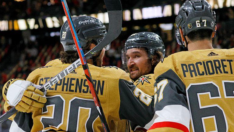 Вегас с десета поредна победа в НХЛ
