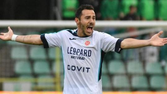 Единсон Йорданов стана шампион на Втора дивизия на Белгия и напуска