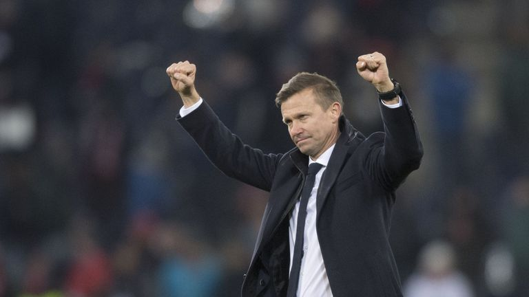 РБ Лайпциг обяви наследника на Нагелсман