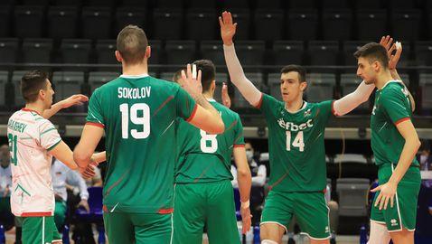 България ще срещне Сърбия, Германия и Словения на турнира в Любляна 🏐