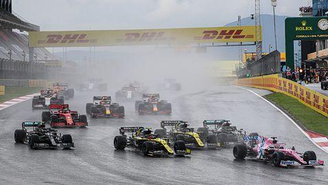 Формула 1 отново в Истанбул