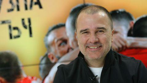 Цветомир Найденов: Берое ще копира модела на ЦСКА