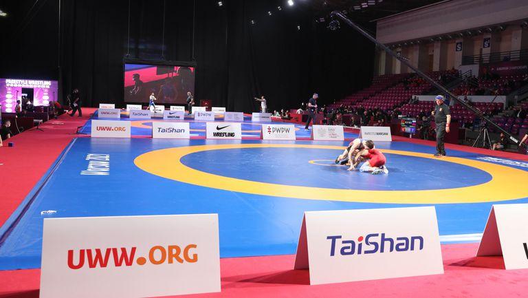 474 борци от 86 държави в битка за олимпийски квоти в София