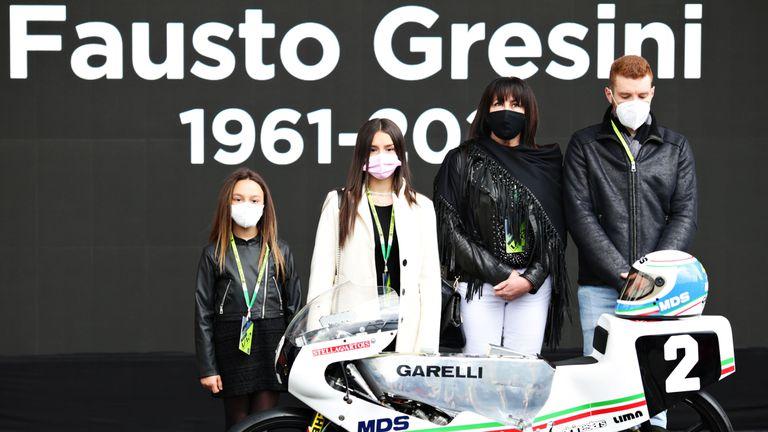 Жената на починалия Фаусто Грезини пое едноименния отбор в MotoGP