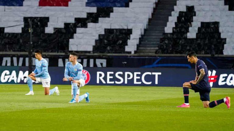УЕФА се присъедини към обявения от английските клубове бойкот на социалните мрежи